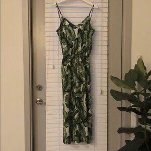 Show Me Your Mumu Banana Leaf Jumpsuit